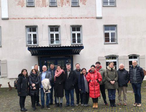 2020 წლის თებერვალში შვეიცარიული აგრარული სკოლა კავკასიას წარმომადგენლები და პარტნიორები პლანტაჰოფში სასწავლო ტურზე იმყოფებოდნენ